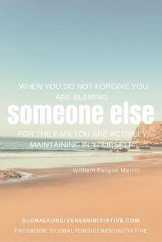 If you do not forgiv