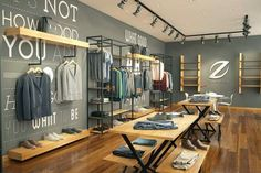 Design shop shop designs ideas home design interior design shops new york city Boutique Interior, Boutique Design, Design Shop, Clothing Store Interior, Clothing Store Design, Shop Front Design, Shop Interior Design, Boutique Clothing, Boutique Ideas