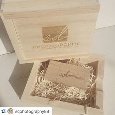 #Repost @sdphotography88 with @repostapp. #PresentationMatters ・・・ New USB's and Packaging came in!!! Love them! Now to go crazy and order more, in colour next time❤️ @photoflashdrive #usb #sdphotography #lifeofaphotographer #cute #wood