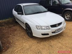 VZ Commodore sedan #holden #commodore #forsale #australia