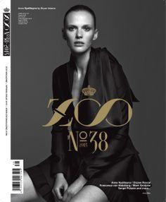 Zoo Magazine Cover