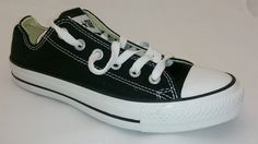 Converse All Star Black AMPUTEE SHOE RIGHT SHOE ONLY Men Sz 6 Women Sz 8 #Converse #AthleticSneakers #ebay #amputee