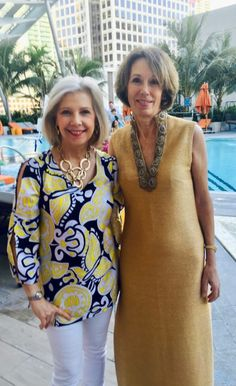 The Tunic Bible Goes Couture in Miami