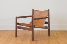 MCM Roxinho Sling Chairs | Homestead Seattle