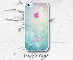 iPhone 5 Case - Aurora in Mint. $19.99, via Etsy. Hinting at mom... Now I just need an iPhone 5 haha