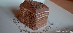 Fotorecept: Rýchly koláč z Bebe keksov a smotany