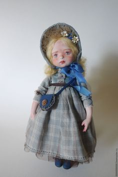 Купить Полина - кукла авторская, авторская кукла купить, ручная работа handmade