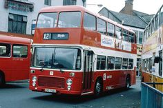 Lefty Guitars, Transportation Technology, Buses And Trains, Double Decker Bus, Bus Coach, Auto Service, Coaches, Newcastle, Vr