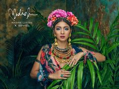 Lustrous, the much-awaited makeup collaboration between Nadine Lustre and BYS Cosmetics has finally arrived! To kickstart her line, a launch party was held at Flossom Kitchen + Cafe, San Juan last night. Filipina Actress, Filipina Beauty, Nadine Lustre Makeup, 18th Debut Ideas, Maureen Wroblewitz, Lady Luster, Frida Kahlo Portraits, Retro Makeup, Creative Shot
