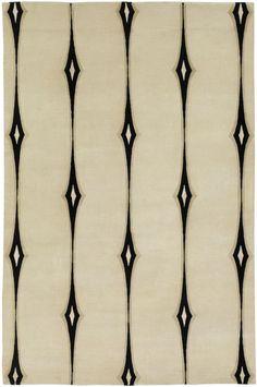 Surya 5ft. x 8ft. Luminous LMN-3002 Decorative Rug, White