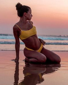 Shop for trendy swimwear, clothing and accessories for women at affordable prices Beach Photography Poses, Beach Poses, Bikinis Tumblr, Bikini Swimwear, Swimsuits, Si Swimsuit, Shotting Photo, Poses Photo, Bikini Poses