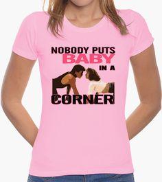 Camiseta Dirty Dancing Baby