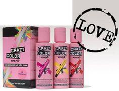 Per un San Valentino un po' pazzo, ma vissuto con il cuore! Visitate www.crazycolor.it