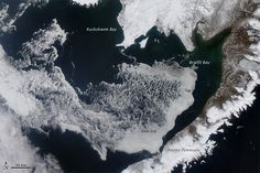 Sea Ice in Alaska's Bristol Bay