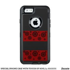 SPECIAL IPHONE CASE WITH TOUCH OF SOUL