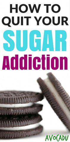 Learn how to stop eating sugar and quit sugar addiction for good so you can fina. Learn how to stop eating sugar and quit sugar addiction for good so you can finally lose weight and Quick Weight Loss Tips, Weight Loss Help, Losing Weight Tips, Diet Plans To Lose Weight, Weight Loss Program, Weight Gain, How To Lose Weight Fast, Lose Fat, Loose Weight