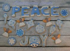 Peace and Joy to All | Cookie Connection