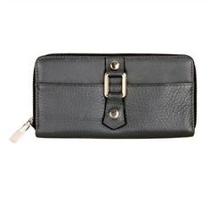 Karla Hanson offers Quality Color Leather Goods, Computer, Cross, Brief, Body Bag in USA and Canada Fashion Wallet, Ladies Fashion, Womens Fashion, Black And Grey, Gray, Wallets For Women Leather, Cow Leather, Body Bag, Leather Wallet