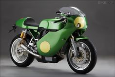 The Paton S1 Strada: a beautiful mix of vintage racebike style and modern technology. And it's going into production.