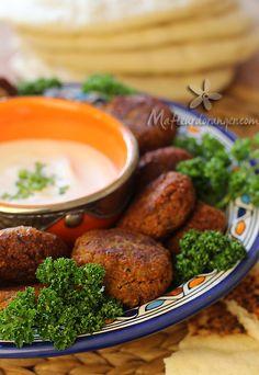 Falafels : Simple, économique et tellement bons ! Ma fleur d'oranger - Cuisine et partages ....