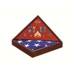 Heritage Flag Case #FlagCo #FlagCase #Military #Memorial #AirForce #Army #CoastGuard #Marine #Navy
