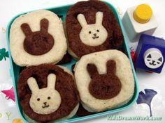 bento box bunny