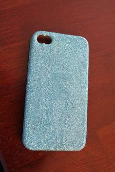 DIY glitter phone case  PAINT YOUR OWN!!!!!!!!