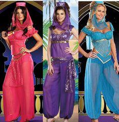 Genie-Arabian-Belly-Dancer-Xmas