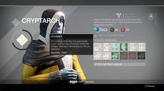 destiny interface