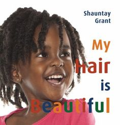 A celebration of natural hair, from afros to cornrows and everything in between, My Hair is Beautiful is a joyful baby board book with a powerful message of self-love. Governor General's Award-nominated author Shauntay Grant brings her unique spoken-word style to this fun read-aloud, featuring minimalist text and vibrant photos of toddlers sporting fresh dos.