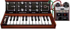 Google #Doodle vom 23.05. :   Robert Bob Moog[1] (engl.: [ˈɹɑːbɚt moʊg]; * 23. Mai 1934 in New York City; † 21. August 2005 in Asheville, North Carolina) war ein Pionier der elektronischen Musik und der Erfinder des Moog-Synthesizers, eines der ersten weitverbreiteten elektronischen Musikinstrumente.