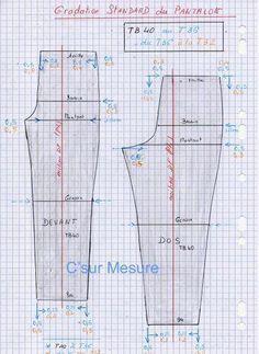 Unique sewing design