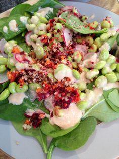 Quinoa and Veggie Salad