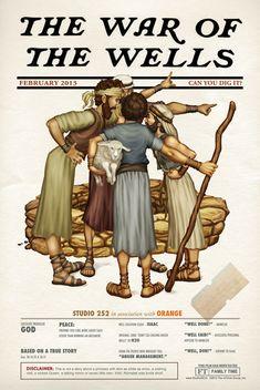 The War of the Wells ~ Isaac's Wells