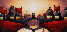 david renshaw art | Northern Romance by David Renshaw