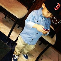 If i had a boy Totally dressin my son like this #babyswag