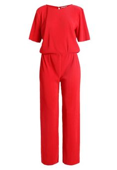 Minimum KARRIE - Jumpsuit - fiery red - Zalando.nl
