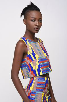 NEW COLLECTION: Osei Duro Spring/Summer 2015