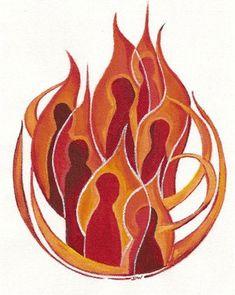 Pentecost. http://www1.georgetown.edu/centers/litur    pentecost.seebyseeing.net