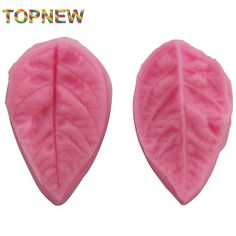 2pcs leaf shape silicone soap mold,Fondant Cake Decorating styling Tools, bakeware,cooking tools kitchen accessories 2297 #KitchenDecor