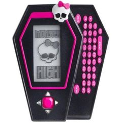 Monster High iCoffin Handheld Device