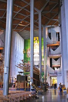 Coventry Cathedral by Dave Hamster, via Flickr