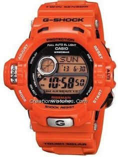 rare Casio G-Shock | ... here for more similar watches casio g shock casio g shock riseman rare