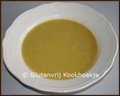 Romige kerriesoep | Het Glutenvrije Kookhoekje