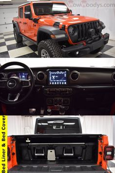Jeep With Bed : Ideas, Jeep,, Life,, Wrangler