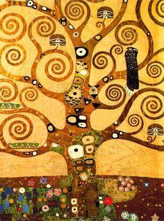 Густав Климт. Дерево жизни