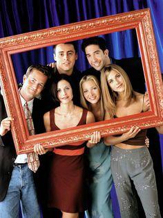La série Friends a 20 ans