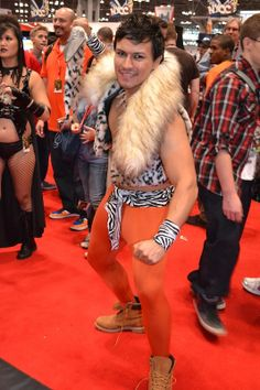 Gay Aquaman | NYCC '13 Cosplay Gallery #3