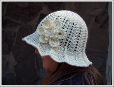 Ravelry: Ridge Hat with Brim by Kool Stitch