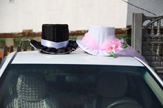 Шляпа украшение машины